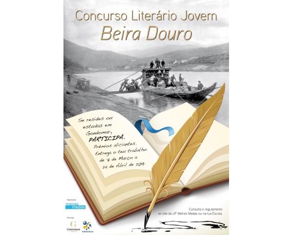 Cartaz Concurso Literario